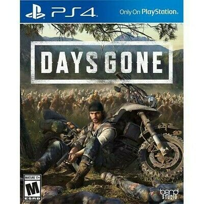 Days Gone Standard Edition PlayStation 4 great condition