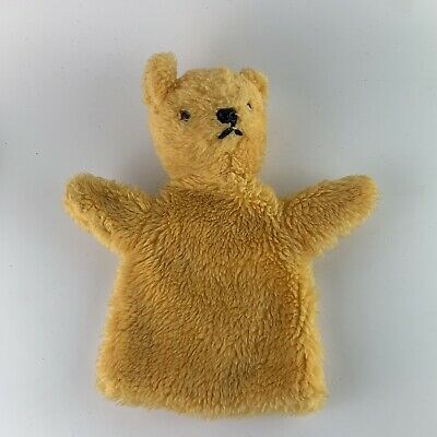 Vintage Sooty Soft Toy Hand Puppet