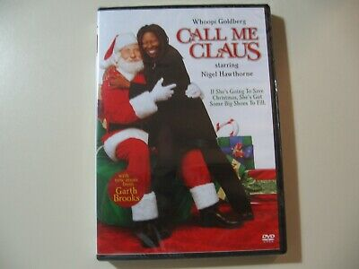 Call Me Claus (DVD, 2001) Brand New & Sealed