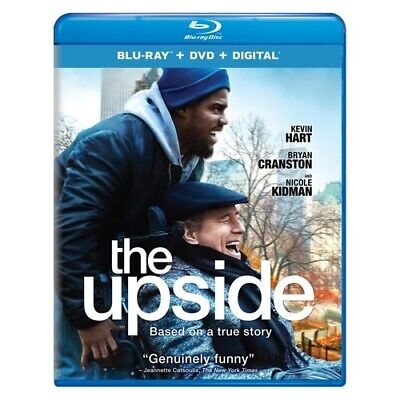 Uni Dist Corp  Mca  Br64202283  Upside   (Blu-Ray/Dvd/Digital)