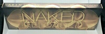 Urban Decay Naked Reloaded Eyeshadow Palette 💯Authentic New In Box