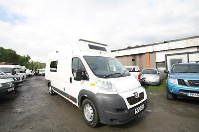 Peugeot Boxer 3.0HDi 180 440 L4 H3 - CALL DIRECT: 07435 589353