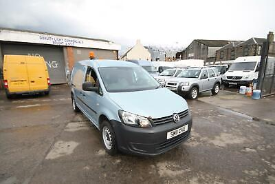 Volkswagen Caddy Maxi 2.0TDI (110PS) C20 4Motion Maxi - CALL DIRECT 07435 589353