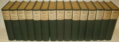 Complete Works of CHARLES DICKENS! (MINT+& UNREAD!)not leather de luxe set RARE!