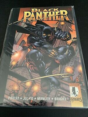 Black Panther - Vol 2 - Enemy Of The State - Graphic Novel - New (Issues #6-12)
