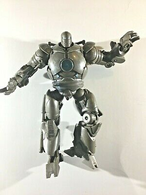 "Iron Monger 7"" Figure Blue Arc Reactor Core Variant Loose Marvel Hasbro Man"