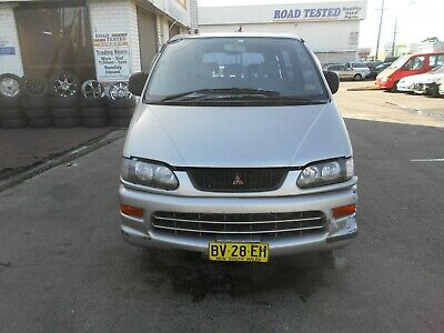11/2000 Mitsubishi Wa Starwagon 8 Seater Van For Sale (Stock Number V7500)