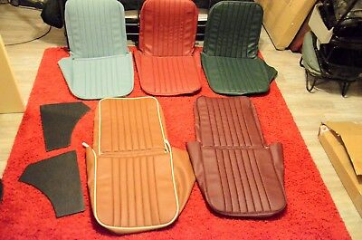 morris minor seat covers all series all colors all series STITCHED HIGH QUALITY
