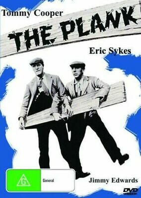 THE PLANK Tommy Cooper Eric Sykes Jimmy Edwards -Comedy DVD NEW