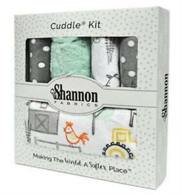 Hay There Cuddle Kit by Shannon Fabrics