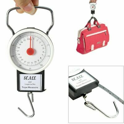 Portable Baggage Travel Scale Luggage Hanging Measure Bag Weight