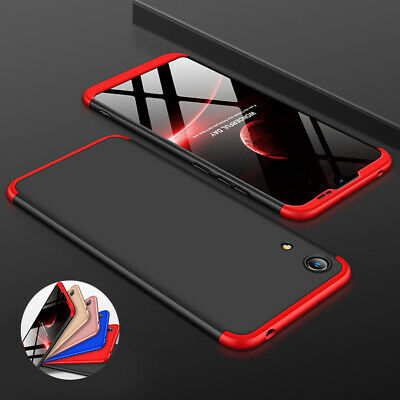 For Huawei Honor 8A 8 Pro 3in1 New 360° Shockproof Protective Hybrid Case Cover