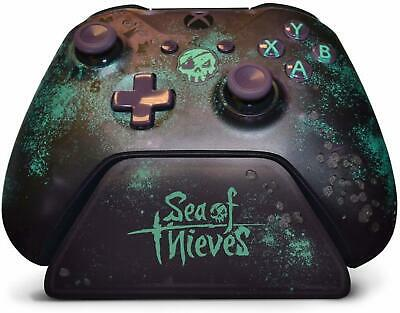 Controller Gear Sea of Thieves Xbox One Wireless Limited Edition Stand Geeks NEW