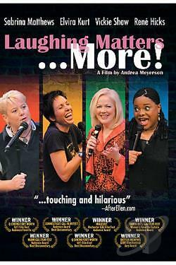 Laughing Matters...More ! : LIKE NEW DVD