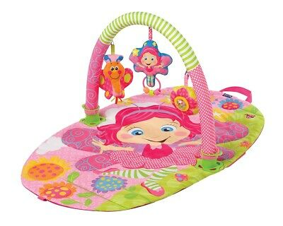 Playgro Baby Girl Fairy Gym Pink Baby Mobile Pastel Colours New