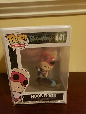 Rick and Morty  Noob Noob Vinyl Figure Item #35593 Funko Pop Animation