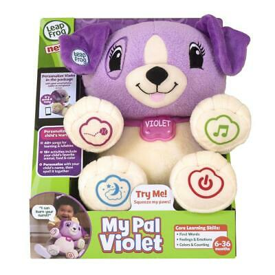 LeapFrog My Pal Violet - Interactive Plush