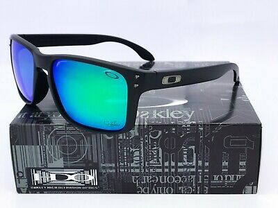 Sunglasses Holbrook Polarized22&¹Oakley2@¹ Matte Black/Green Mercury Iridium