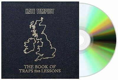 Kate Tempest - The Book Of Traps And Lessons CD NEU & OVP
