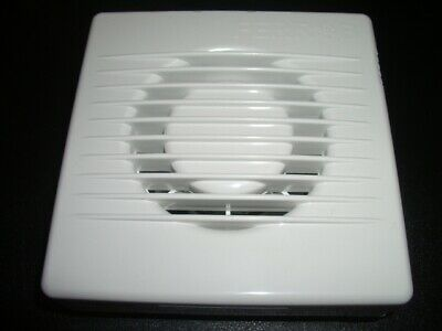 Ferrob UAX100 Single Speed Axial Fan For Remote Switching window wall or ceiling