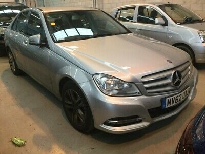 62 Mercedes-Benz C220 2.1 Cdi B/E Executive Se - Satnav, Leather, Alloys, Lovely