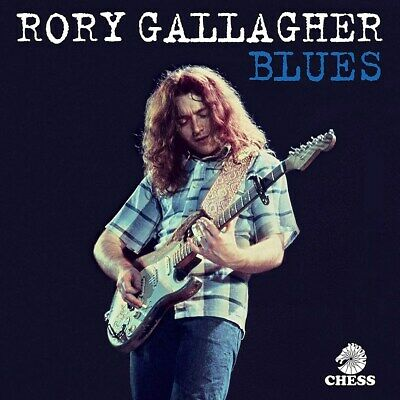 Blues - Rory Gallagher (Album) [CD]