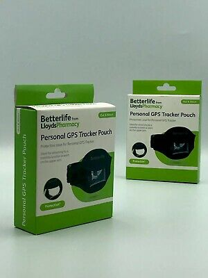 Betterlife Personal GPS Tracker Protective Case / Pouch Armband