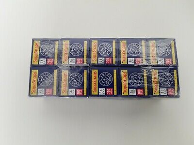 10 x rolls of date expired film  supasnaps sealed 07/ 1999, ,36 exp  200asa