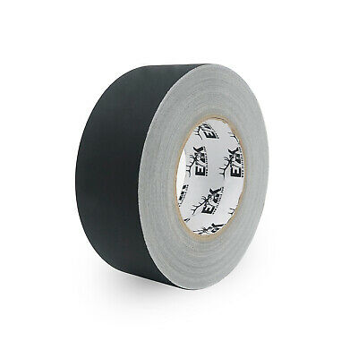 """Premium Grade Gaffers Spike Tape for Securing and Concealing Cables (2"""" x 150')"""