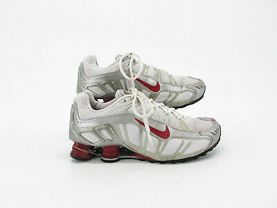 Nike Shox Turbo VII Plus Womens Size 10 Athletic Running Shoes 324749 002