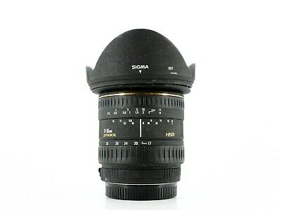 Sigma 17-35mm f/2.8-4 EX HSM, Canon EF Fit (839490)