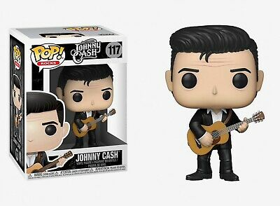 Funko Pop Rocks: Johnny Cash™ - Johnny Cash™ Vinyl Figure Item #39524