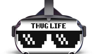 ThugLife vinyl skin that fits the Oculus Quest