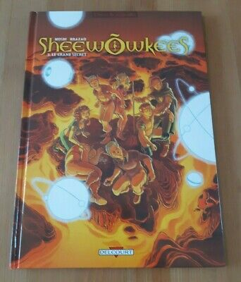 """Bd """" Sheewowkees """" - Tome 3 Eo + Dedicace - Comme Neuf"""