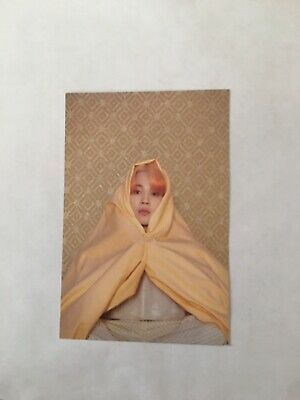 Kpop BTS Jimin Map Of The Soul Persona Postcard Photocard