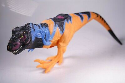 Action Figure Jurassic Park Chaos Effect Omega T-Rex Loose Kenner 1997