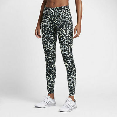 e897cec0d459b Nike Power Legendary Women's Mid Rise Training Tights 803018-701 $150 Size  Xl