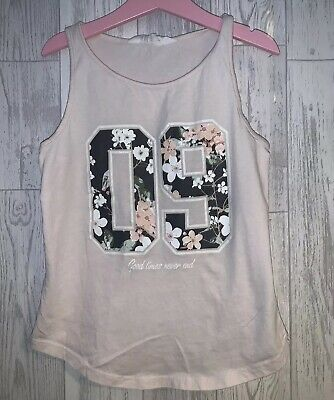 Girls Age 10-12 Years - Summer Top From H&M