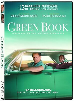 "DVD FILM ""GREEN BOOK"".New and sealed"