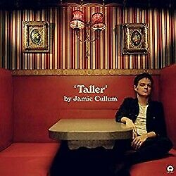 """CD JAMIE CULLUM """"TALLER -DLX-"""".New and sealed"""