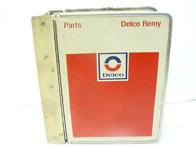acdelco alternator wiring diagram 1986 gm ac delco remy parts manual vol 2 covers distributor coils  gm ac delco remy parts manual vol 2