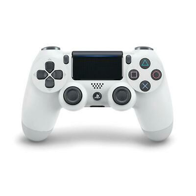 Official Genuine PS4 DualShock 4 Wireless Controller V2 Glacier White