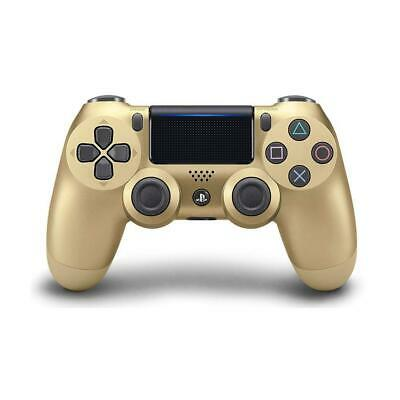 Official Genuine PS4 PlayStation DualShock 4 Wireless Controller V2 Gold