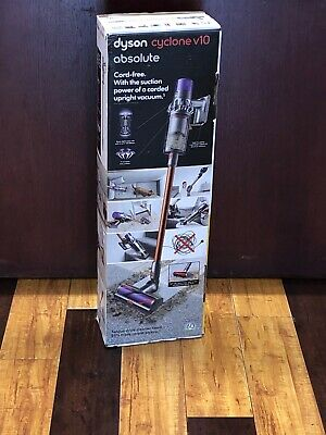 NEW Dyson Cyclone V10 Absolute Cordless Vacuum