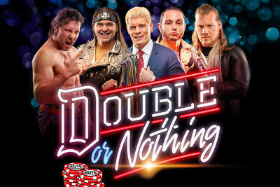 AEW Double or Nothing.All Elite Wrestling.wwe