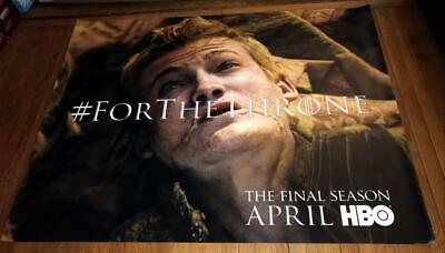 Hbo Tv Game Of Thrones The Final Season 5Ft Subway Poster #2 Got 2019