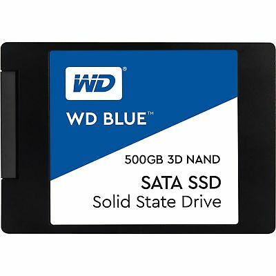 WD Blue 500 GB, Solid State Drive
