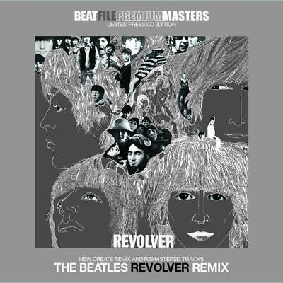 THE BEATLES / REVOLVER REMIX BEATFILE  Press 1CD *F/S