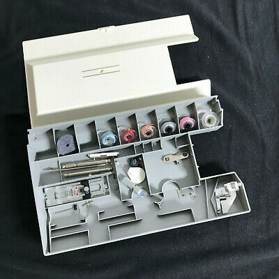 Extension Accessory Box  for Elna Club Computer 500 Sewing Machine + more