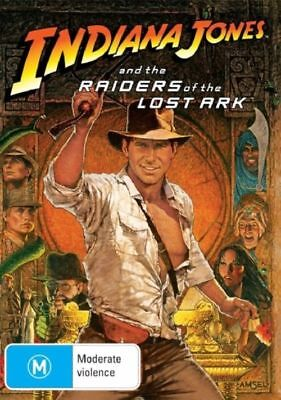 Indiana Jones And The Raiders Of The Lost Ark (DVD, 2008)  wr105